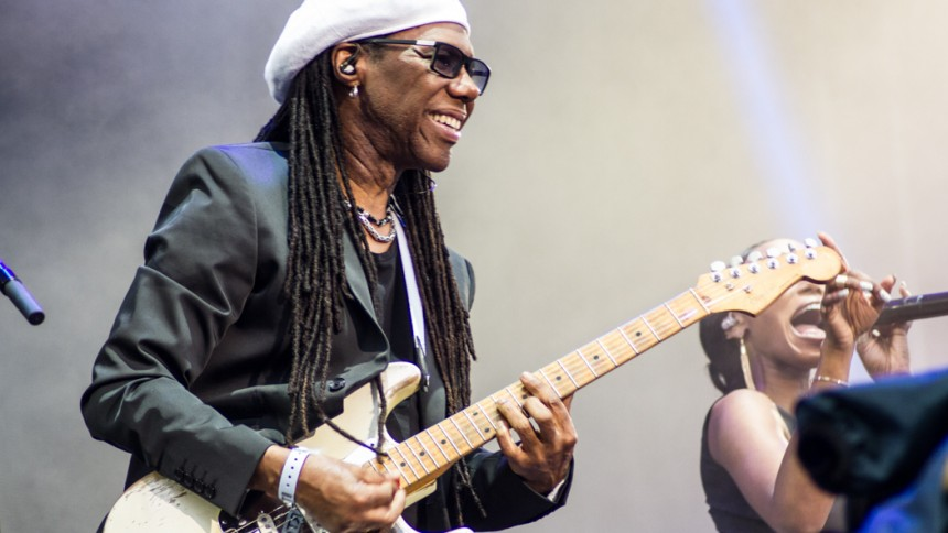 Chic feat. Nile Rodgers: Way Out West