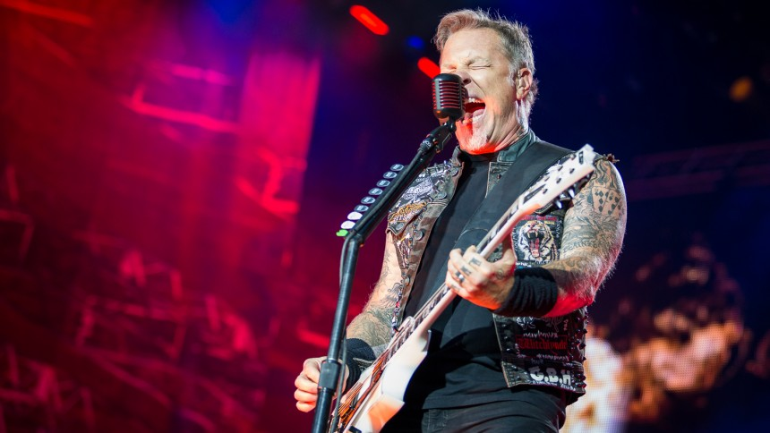 Metallica ber om ursäkt