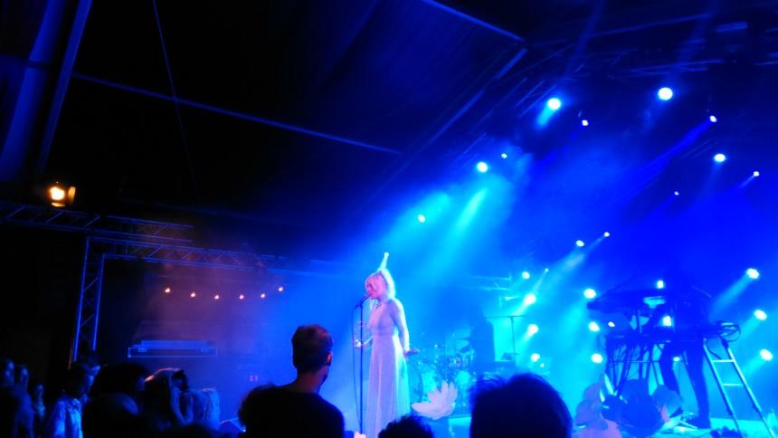 Maja Francis: Malmöfestivalen