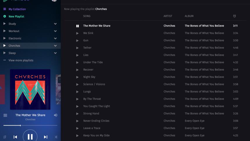 Ny gratis och reklamfri streamingtjänst hot mot Spotify?