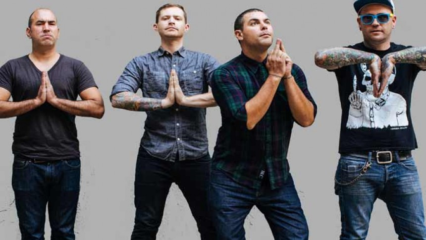 Alien Ant Farm + the Dirty Youth