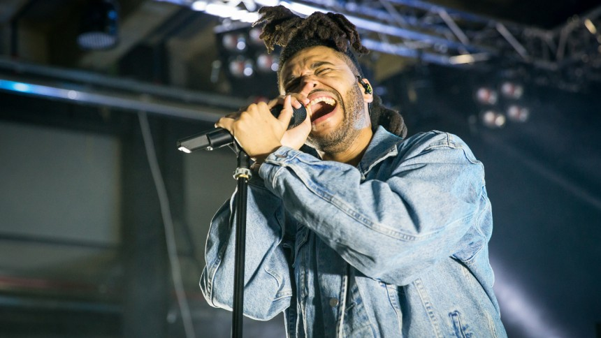 The Weeknd till Sverige