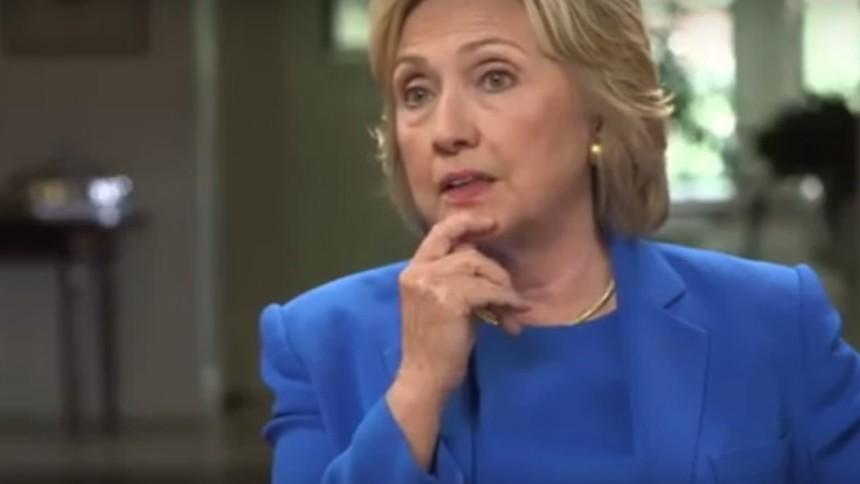 Hillary Clinton nyfiken på Lenny Kravitz Gröna Lund-incident