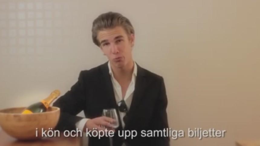 Håkanbiljetter AB: ''Vi köpte upp samtliga biljetter''