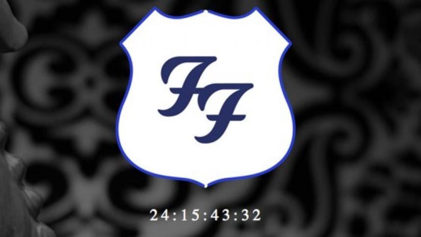 Foo Fighters hemlighet avslöjad