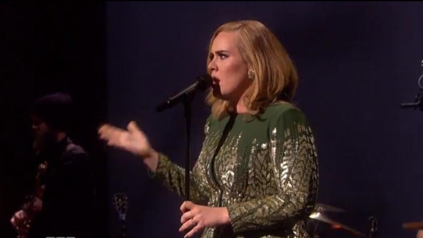 Adele ställer högt krav på Spotify