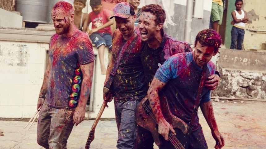 Coldplay ryktas släppa ny musik idag – under annat namn