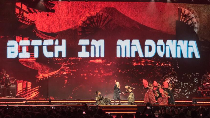 Madonna: Tele2 Arena, Stockholm