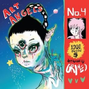 Grimes: Art Angels