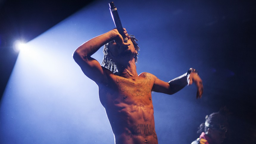 Hajpad hiphop till Sverige