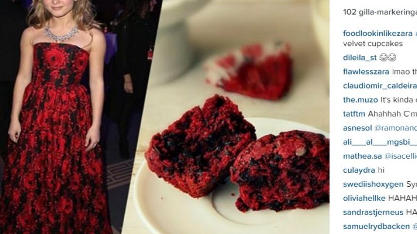 Mat som liknar Zara Larsson