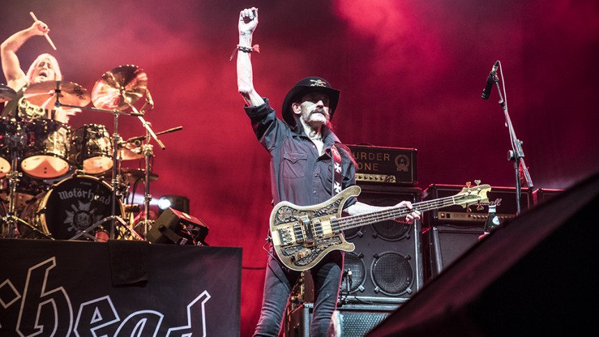 Svensk festivalscen kan döpas efter Lemmy