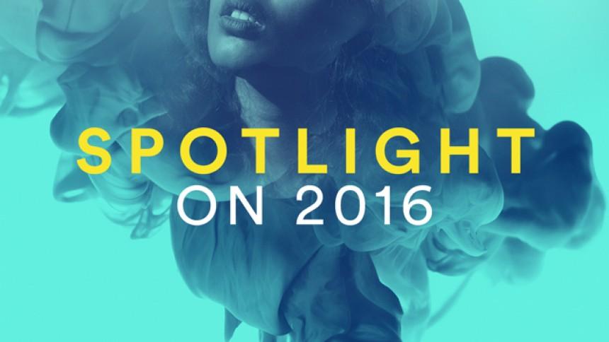 Här är 2016 års viktigaste artister