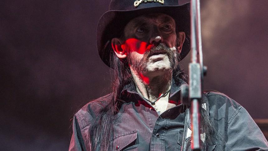 Oslo stad hedrar Lemmy på värdigast vis
