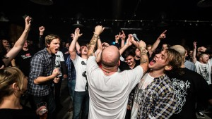 The Bronx + Pounded By The Surf - Kulturbolaget, Malmö, 151204