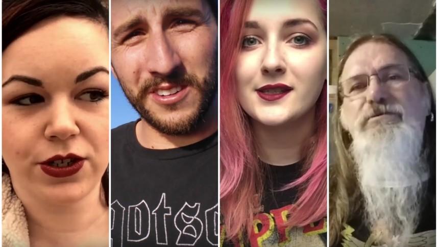 Se fansens rörande videohälsning till Eagles Of Death Metal
