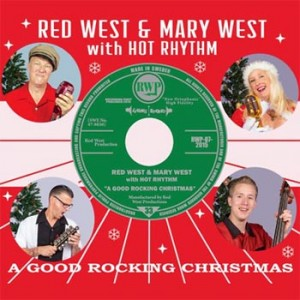 Red West & Mary West With Hot Rhythm: A Good Rocking Christmas