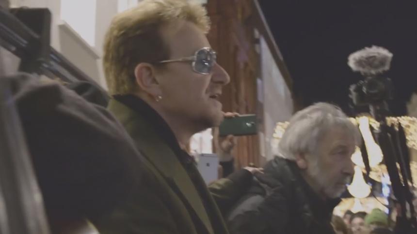 Bonos idé om hur IS ska stoppas är ... intressant