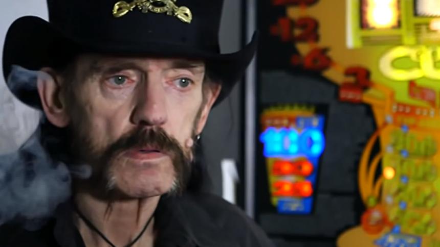 Så räddade en cigarett Lemmy från att inte amputera sina tår