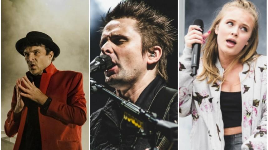 Thåström-diss och Muse-storm – här är 2015 års mest lästa recensioner