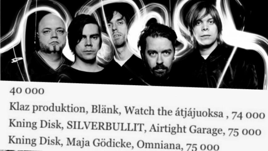 EXTRA: Efter 12 års albumtystnad – Silverbullit är tillbaka