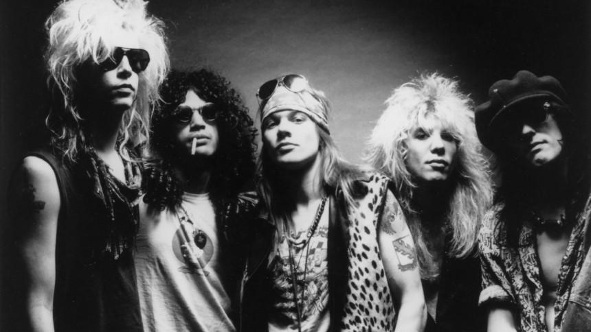 Här är Guns N' Roses storslagna nyheter
