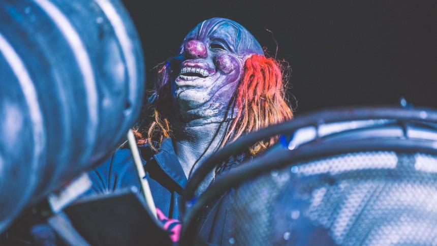 """Clown avslöjar nytt album – """"nej, det är inte Slipknot"""""""