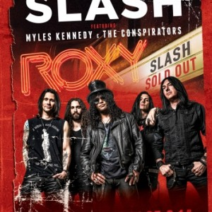 Slash: Live At The Roxy
