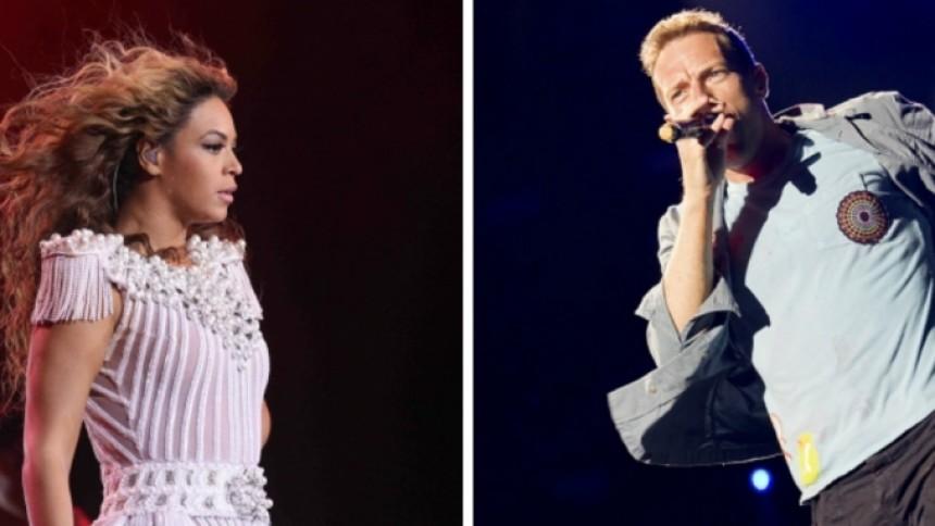 Beyoncé ratade Coldplay-samarbete