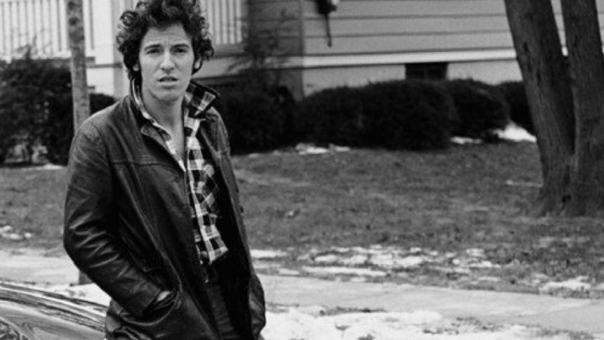 Bruce Springsteen släpper bok – och titeln är given