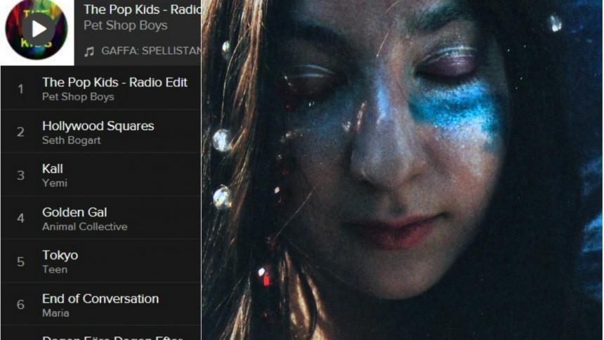 SPELLISTAN V 7: Hör veckans bästa låtar
