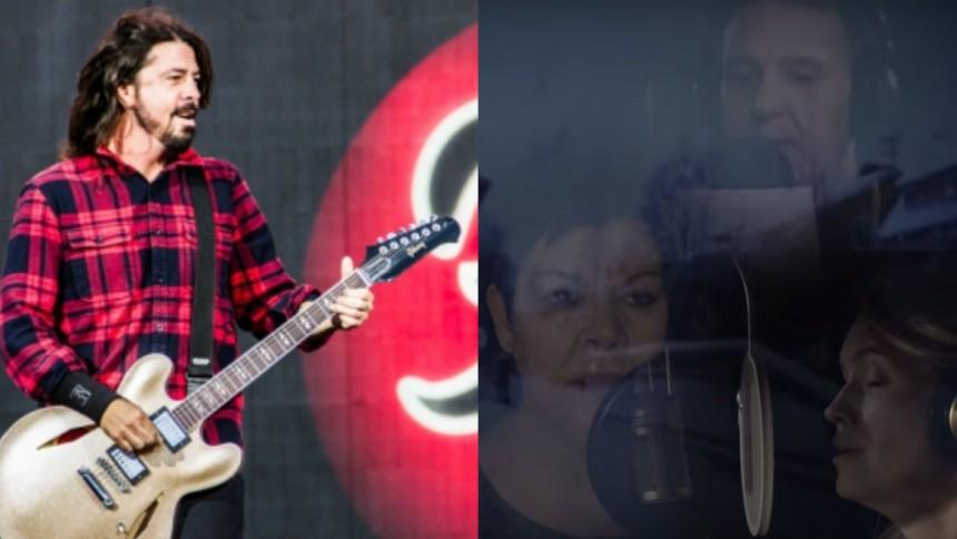 Svensk motarbetar cancer med Foo Fighters