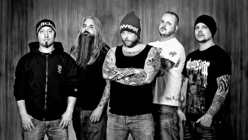 Svensk supergrupp blir av med gitarrist
