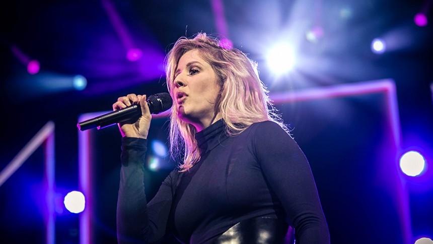 Ellie Goulding: Ericsson Globe, Stockholm