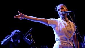 Let's Dance! En hyllningskväll till David Bowie -Södra Teatern, Stockholm, 160303