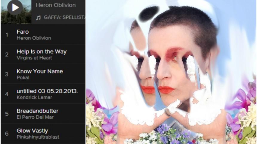 SPELLISTAN V 9: Hör veckans bästa låtar