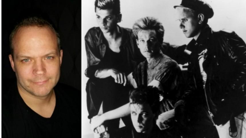 Jonas återskapar Depeche Mode-klassiker – av originaldisketter