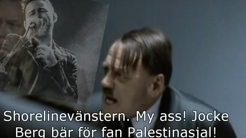Så reagerar Hitler på att Kent lägger ner