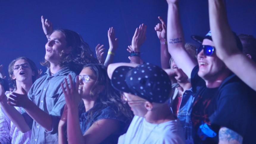 25-års-jubilerande Trästockfestivalen med första akt