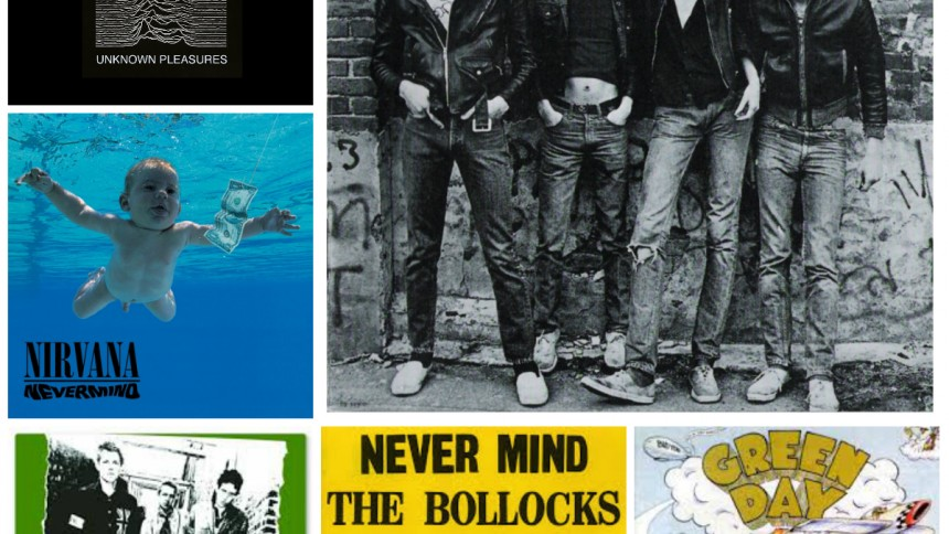 LISTA: De 40 bästa punkalbumen genom tiderna