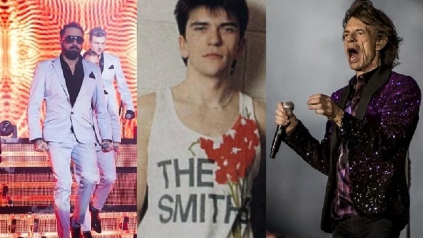 Stones lever och Smiths twittrar: Veckans nyheter i korthet