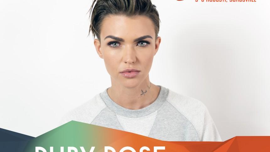 Multistjärnan Ruby Rose gör festivalspelning i Sverige