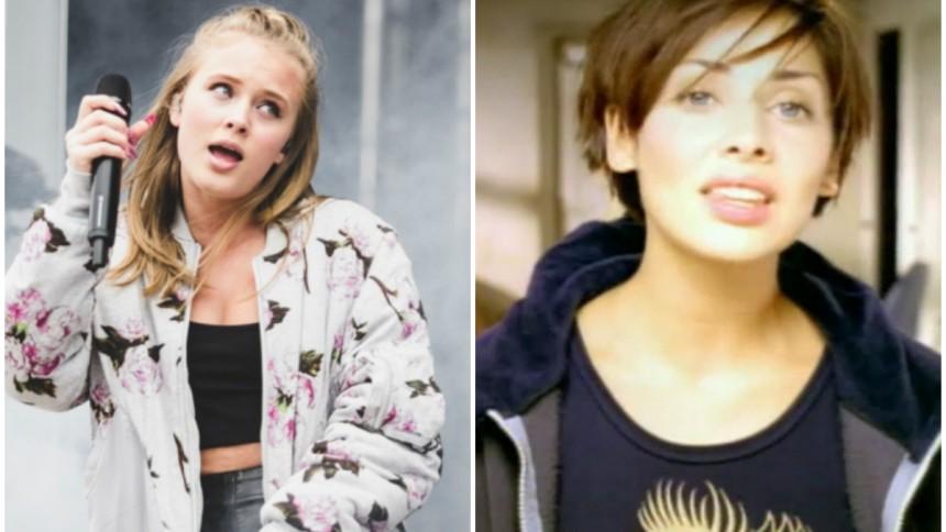 Hör Zara Larssons singel bli ett med 90-talshit