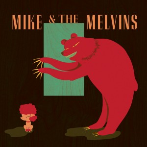 Mike And The Melvins: Three Men And A Baby