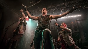 The Unguided - Rebel Live, Malmö, 160414
