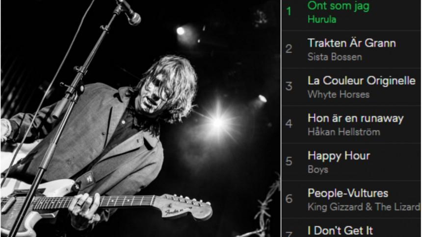 SPELLISTAN V 15: Hör veckans bästa låtar