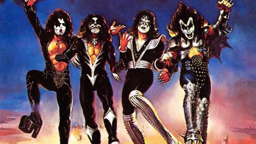 Han vill återförena Kiss originaluppsättning