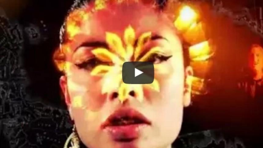 VIDEOPREMIÄR: Knivderbylämnar Helvetesön med Gömda Kontinenter