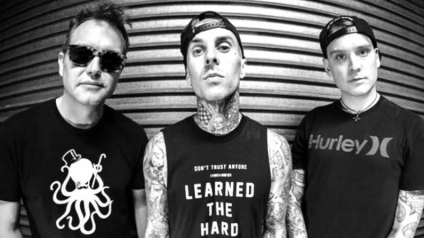 Blink-182 till Sverige – första spelningen sedan 2000