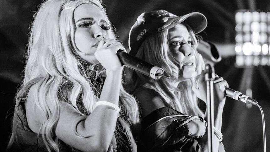 Feministduon har startat skivbolag – och släppt singel